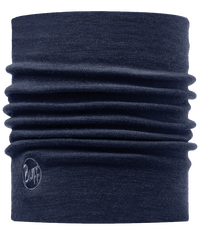 Merino Wool Thermal Neckwarmer - Denim