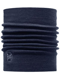 Heavyweight Merino Wool Neckwarmer - Denim