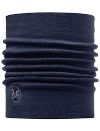 Heavyweight Merino Wool Neckwarmer - Denim