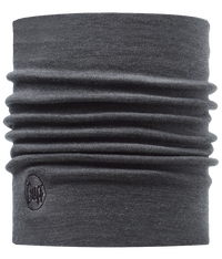 Merino Wool Thermal Neckwarmer - Grey