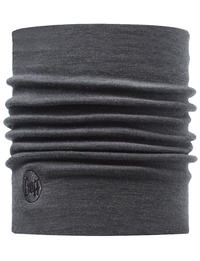 Heavyweight Merino Wool Neckwarmer - Grey