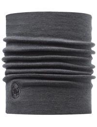 Heavyweight Merino Wool Neckwarmer - Grey