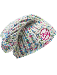 Knitted Slouchy Hat - Yssik Starwhite