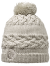 Knitted Pom Pom Hats - Savva Cream