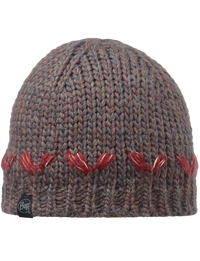 Knitted Hat - Lile Brown