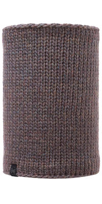 Knit Neckwarmers - Lile Brown