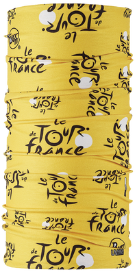 UV BUFF Tour de France - Tour Logos Yellow