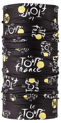 UV BUFF Tour de France - Tour Logos Black