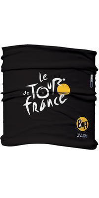 UV Multifunctional Headband Tour de France - Black