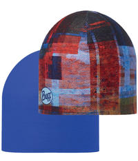Coolmax Reversible Hat - Kan/Blue Ink