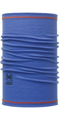Merino Wool 3/4 BUFF - Blue Ink
