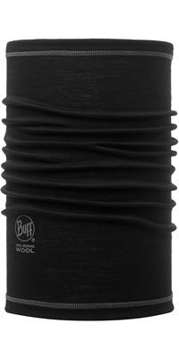 Merino Wool 3/4 BUFF - Black