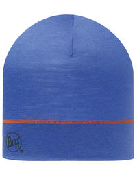 Lightweight Merino Wool Hat - Blue Ink
