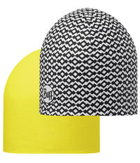 Coolmax Reversible Hat - Kaba/Yellow Fluor