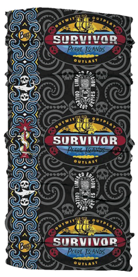 Original Buff Survivor - Survivor Pearl Island Exclusive