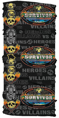 Original Buff Survivor - Survivor Heroes vs Villains Exclusive
