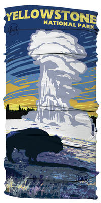 UV National Parks - NP Yellowstone