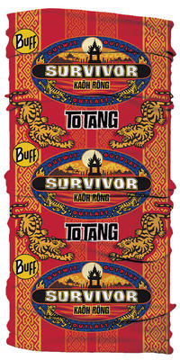 Original Buff Survivor - Survivor 32 Totang Tribe