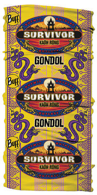 Original Buff Survivor - Survivor 32 Gondol Tribe