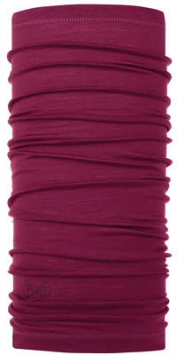 Lightweight Merino Wool - Purple Raspberry