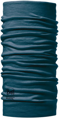 Merino Wool BUFF - Seaport Blue