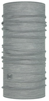 Lightweight Merino Wool - Light Grey