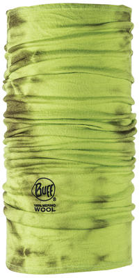 Merino Wool BUFF - Lime Dye