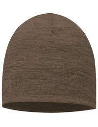Lightweight Merino Wool Hat - Walnut Brown