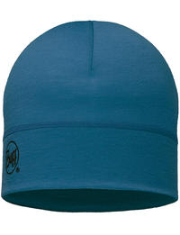 Lightweight Merino Wool Hat - Seaport