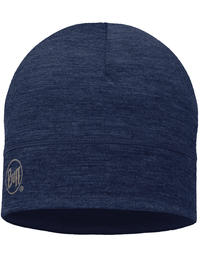 Lightweight Merino Wool Hat - Denim