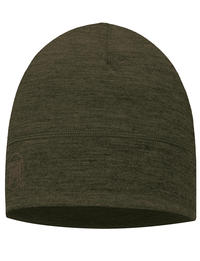 Lightweight Merino Wool Hat - Forest Night