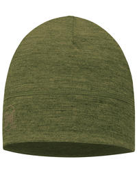 Lightweight Merino Wool Hat Evergreen