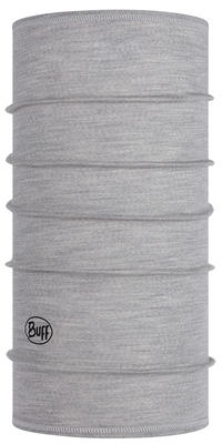 Junior Lightweight Merino Wool Light Grey