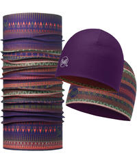 Original Hat and Neckwear Set - Oslo Plum