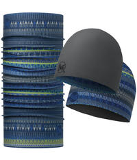 Original Hat and Neckwear Set - Oslo Blue