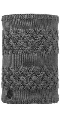 Knit Neckwarmer - Savva Grey