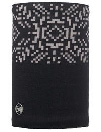 Knit Neckwarmer - Whistler Black
