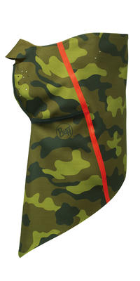 Windproof Bandana - Green Hunt Military