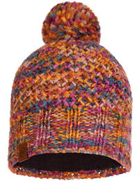 Knitted & Fleece Hat - Margo Multi