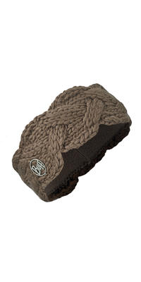 Knit Headband Nyssa Brown