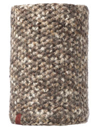 Knit Neckwarmer - Margo Brown Taupe