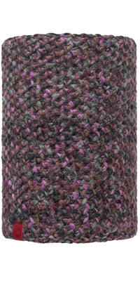 Knit Neckwarmer - Margo Plum
