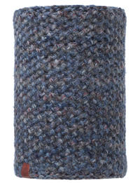 Knit Neckwarmer - Margo Blue