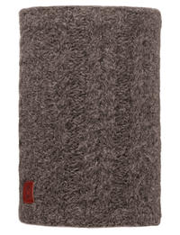 Knit Neckwarmer - Amby Brown