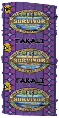 Original Buff Survivor - Survivor 33 Takali Tribe