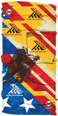 UV BUFF Marine Corps Marathon - Red