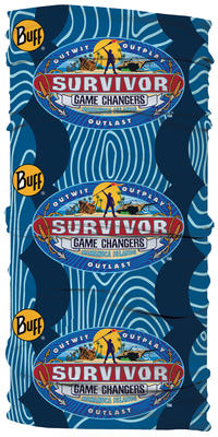 Original BUFF Survivor - Survivor 34 Blue