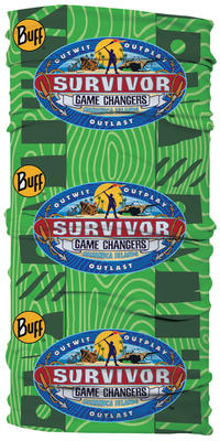 Original BUFF Survivor - Survivor 34 Green