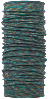 Lightweight Merino Wool Blue Multi