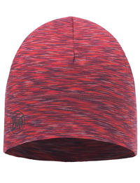 Lightweight Merino Wool Hat - Pink Multi